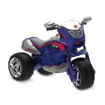 Super Moto Gt Turbo Elétrica Azul 12v Bandeirante - Bandeirantes