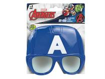 Super Oculos Herois Marvel Vingadores 1 UNIDADE SORTIDO Dtc -