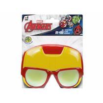 Super Óculos Marvel Proteção UV - Homem de Ferro - Dtc
