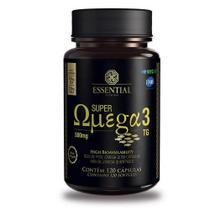 SUPER ÔMEGA 3 TG - Essential Nutrition 120 cápsulas (500mg) -