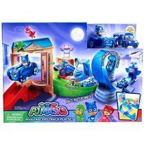 Super Pista De Rivais PJ Masks Herois De Pijama 4667 - Dtc -