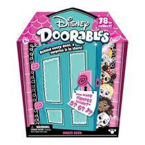 Super Playset com Mini Figuras Surpresa - Disney - Doorables - 5, 6 ou 7 Personagens - DTC -