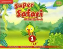 Super safari 1 - activity book - Cambridge University Press Do Brasil