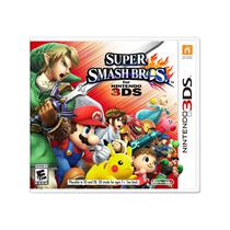 Super Smash Bros - 3Ds - Nintendo