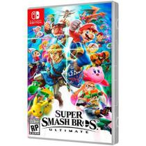 Super Smash Bros Ultimate - Jogo Switch - Nintendo