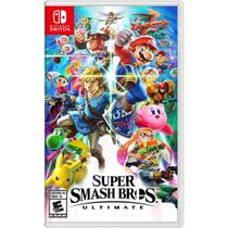 Super Smash Bros. Ultimate - Switch - Nintendo