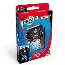 Super Trunfo Liga Da Justiça Liga Da Justiça Grow -