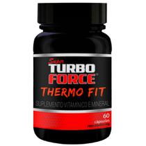 Super Turbo Force Thermo Fit - 60 Cápsulas - Intlab -
