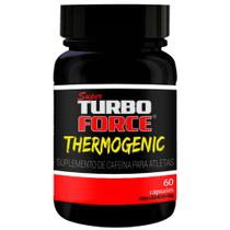 Super Turbo Force Thermogenic - 60 Cápsulas - Intlab -