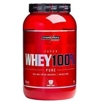 Super Whey 100 Pure - Chocolate 907g - Integralmédica - Integralmedica