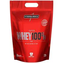 Super Whey 100 Pure Refil Body Size Chocolat 1,8kg - Integr - Geral
