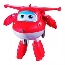 06f95b3240 Super Wings Jett Grava e Fala 18 cm - Fun -