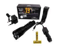 Super XML T9 8892 Lanterna Caça/ Pesca/ Camping/ Com Bateria Extra - Jyx