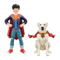Superboy e Krypto (2 Pack) - Artfx+ Statue - Kotobukiya -