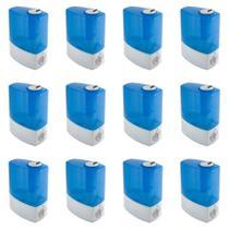 Supermedy Aparelho Umidificador Ultrassônico 2 L (Kit C/12) -