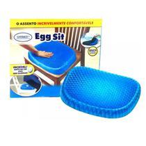 Supermedy EGG SIT Assento Almofada Gel Silicone Ovo Ortopédico Confortavel -