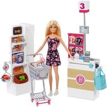 Supermercado da Barbie Playset - MATTEL - FRP01 -