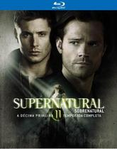 Supernatural - 11ª Temporada (Blu-Ray) - Warner home video