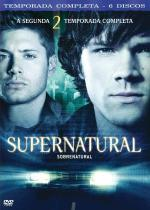 Supernatural - 2ª Temporada - Warner Home Video