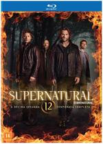 Supernatural - Sobrenatural - 12ª Temporada (Blu-Ray) - Warner home video
