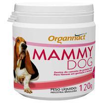 Suplemento Alimentar Organnact Mammy Dog 120g -