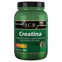 Suplemento Creatina J.C.R. 2kg - Vetnil -