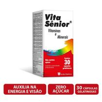 Suplemento de vitaminas e minerais 30 cápsulas - Bio-C -