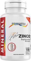 Suplemento de Zinco - 100 caps 250 mg - Melcoprol