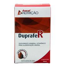 Suplemento Duprat Duprafer 60 ml para Cães e Gatos -