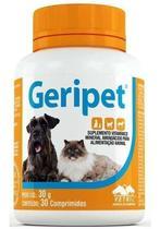 Suplemento Geripet 30cps Cada - Vetnil -