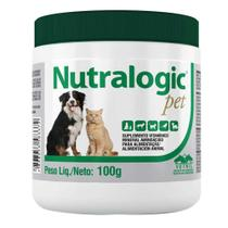 Suplemento Nutralogic Pet Para Cães Vetnil 100g -