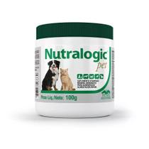 Suplemento Nutralogic Pet Vetnil 100g -