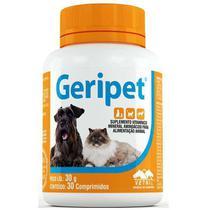 Suplemento Vetnil Geripet Comprimido - 30gr -