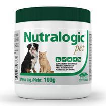 Suplemento Vetnil Nutralogic Pó - 100gr -
