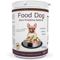 Suplemento vitaminico food dog zero proteina animal 500g validade 05/21 - Botupharma