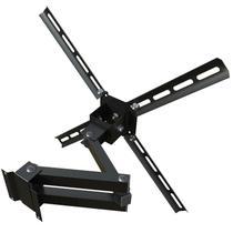 Suporte 5 movimentos Tri-Articulado Para tv e Monitores de 20 até 43 Polegadas Modelo 1D - Felype Suportes