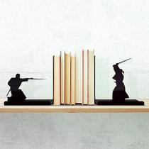 Suporte Aparador Porta Livros Samurai - Fábrica Geek