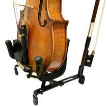 Suporte Apoio para Violino e Viola Saty VR-10 Retrátil -