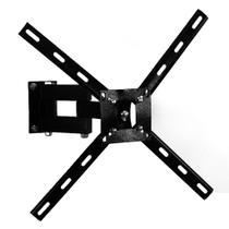 Suporte articulado 4 movimentos para tv 4k LED 55 polegadas - Cab Quality