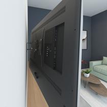 Suporte articulado com inclinação para TV de 14 à 56 polegadas - Multivisão