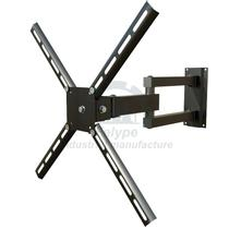 Suporte Articulado Para Tv Led, LCD, Plasma, 3d E Smart De 10 A 60 - 6D - Felype Suportes