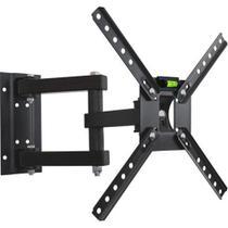 Suporte Articulado  Tv Led / 4K 10 a 55 SBRP140  Brasforma -