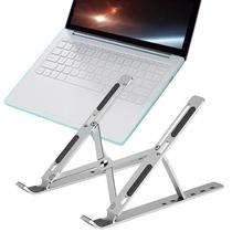 Suporte Base Stand Alumínio Notebook Tablets Portátil Dobrável -
