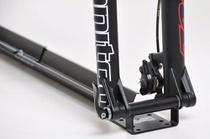 Suporte Bike Carro Mini Rack Para Pick-up Camionete Eixo 9mm 3/8 - Altmayer