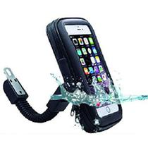 Suporte Bolsa Celular P Moto Prova D'agua Tomate Mtg-016a -