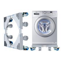 Suporte,Carrinho p/ Freezer,Lava e Seca,Refrigerador,Máquina de Lavar,Brastemp,Consul,Electrolux - Aj Som Acessórios Musicais