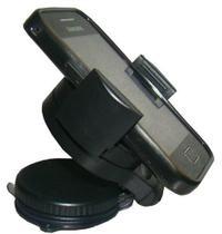 Suporte Carro Universal Gps PDA Celular Iphone Ultra Slim Samsung Ventosa Nokia Lg Motorola X - Hardfast