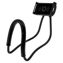 Suporte Celular Articulado De Pescoco Selfie Cama Mesa Sofa - Aguia Power
