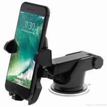 Suporte Celular Gps Carro Veicular Universal Trava Automatic - Exbom