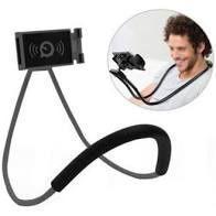 Suporte Celular Pescoço Colar Cama Universal Phone Holder - d s